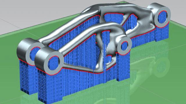 3D-Printing-using NX Manufacturing