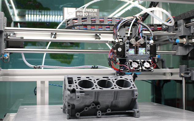 NX for 3D printing- industrial additive manufacturing
