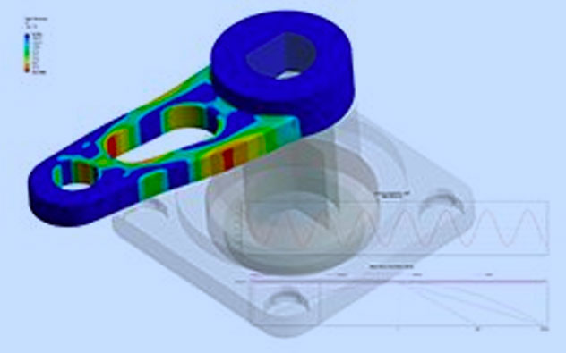 SIMULATION PRODUCTS for durability ansys seller 3D engineering automation llp