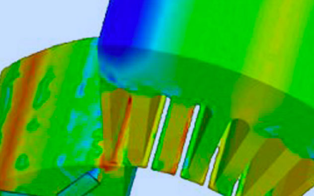 Electronic Motors- ANSYS multiphysics software solutions