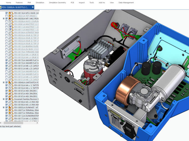 Solid Edge Electrical Routing 3D Engineering Automation LLP