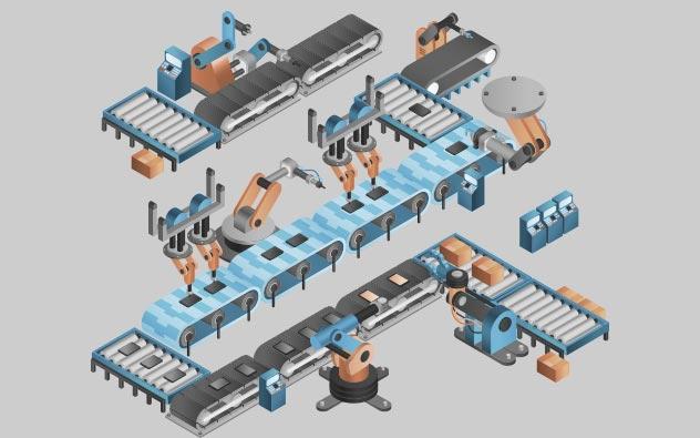 Factory-Layout-&-Designing- line balancing