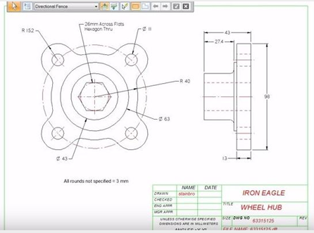 No-cost-collaboration-and-improved-data-sharing-CAD Drawing & Drafting
