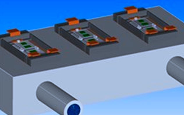 Power-Electronics- ANSYS Electromagnetics -3D Engineering Automation LLP