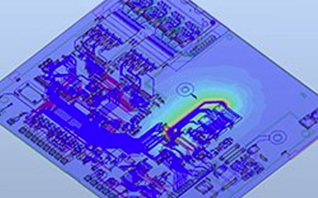 Power Integrity -ANSYS multiphysics- 3D Engineering Automation LLP