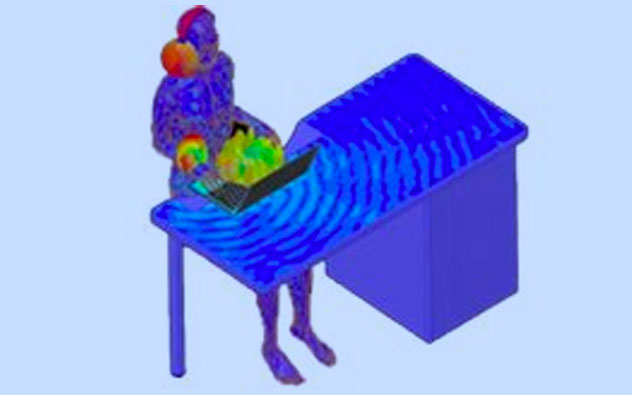 Radio Frequency Interference-ANSYS Electromagnetics solutions contact-3D Engineering Automation LLP