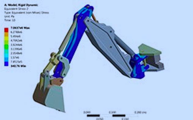 Rigid-Body-Dynamics 3D Engineering Automation LLP