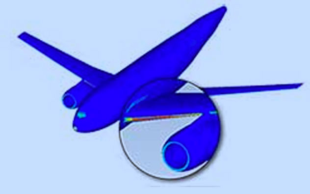Simulating Aircraft Icing: CFD Modeling | ANSYS FENSAP-ICE