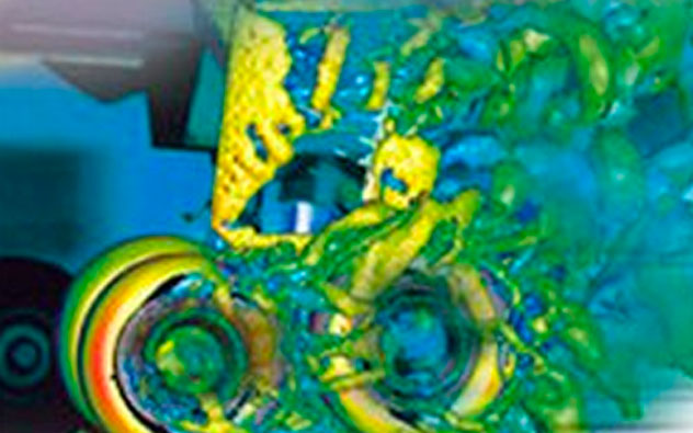 Single-Phase,-Non-Reacting Flows- ANSYS CFD-3D Enginnering Automation LLP