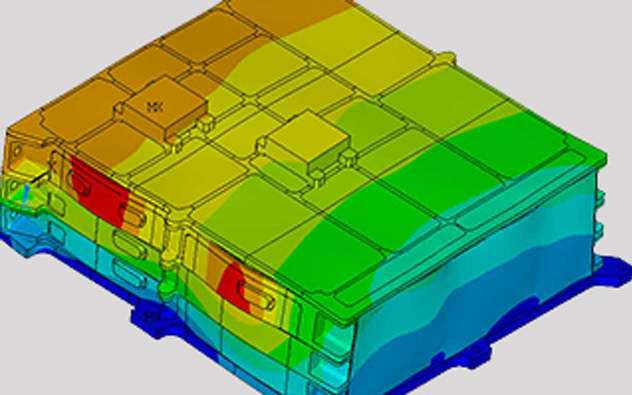 vibration-analysis-ansys-multiphysics