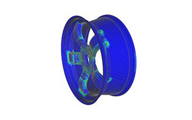 composites analysis ANSYS