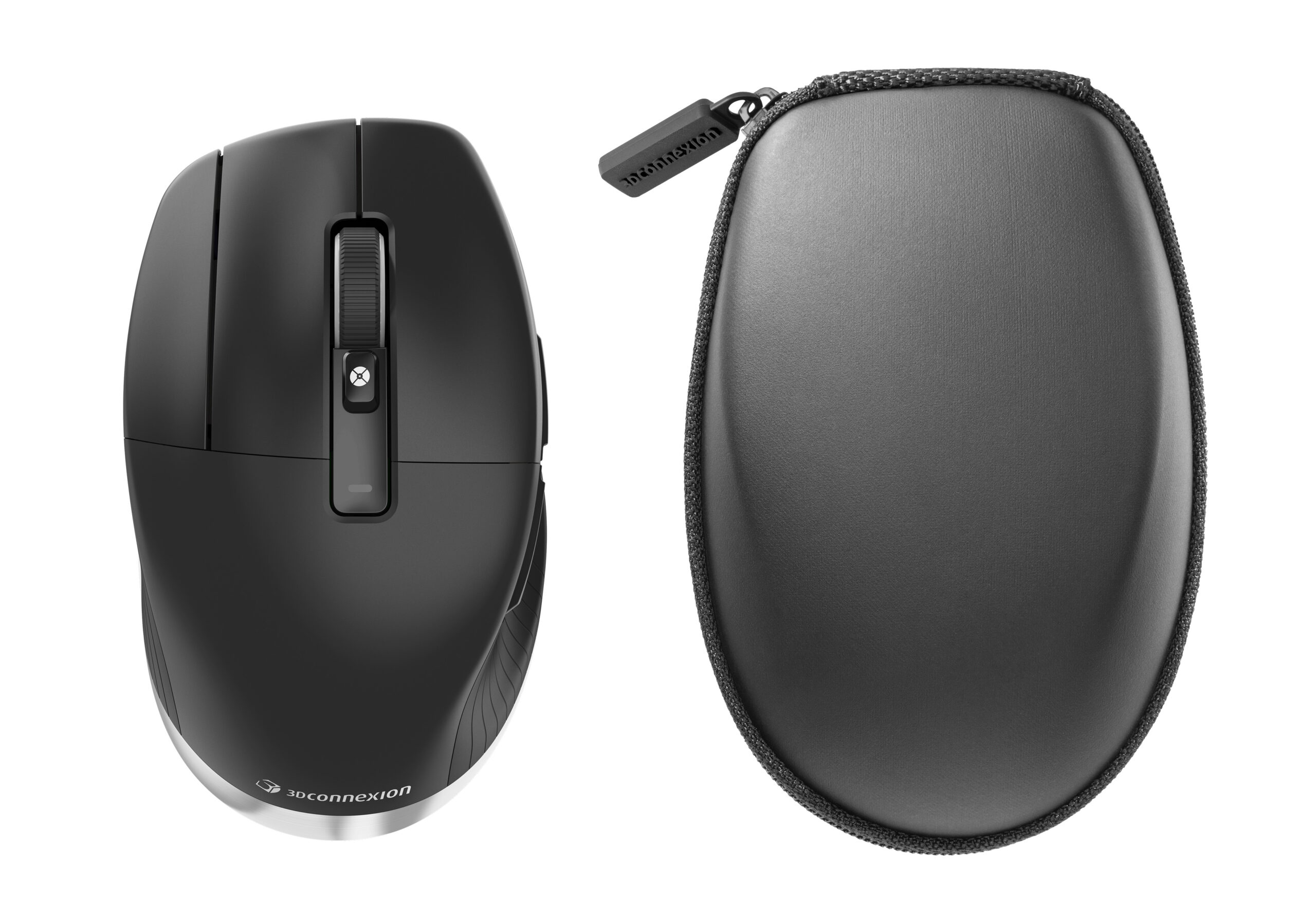 CadMouse Pro Wireless Left by 3D Connexion